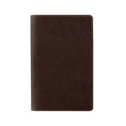 Filofax Heritage Personal Compact Organiser, Brown