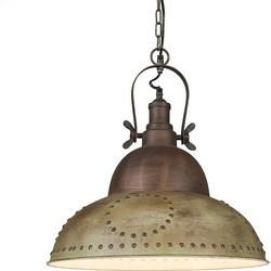 Pendant Lamp Cangus Antique Green