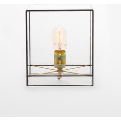 Geometrische lamp Lou van Hart & Ruyt - Zwart - 20cm
