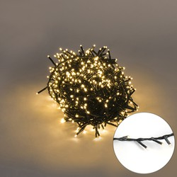 Christmas String Light Buttons 750 LED 16 Meters