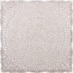 Carf Ansari White - 120.0 x 3.0 x 120.0 cm