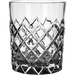Healey D.O.F. Grey tumbler & whiskey glas 310 ml