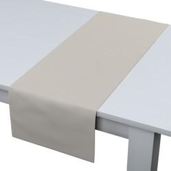Rechthoekige tafelloper lichtgrijs