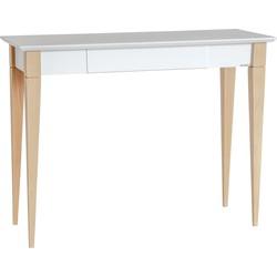 MIMO bureau 105 cm groot wit