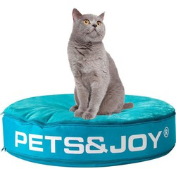 Sit&joy Cat Bed - Aqua