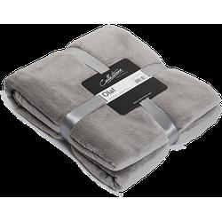Plaid Olaf 150x200cm Grey