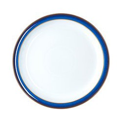 Denby Imperial Blue Medium Plate, Dia.22cm