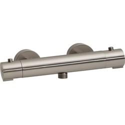 Saqu Essential douchethermostaat 12cm Solid Steel