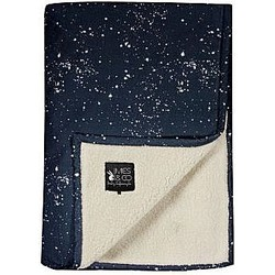Mies & Co Soft Teddy Deken 110 x 140 cm - Galaxy