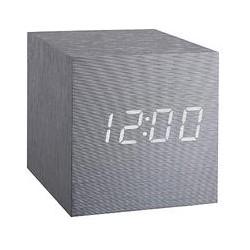 Click Clock Cube LED Alarm Clock
