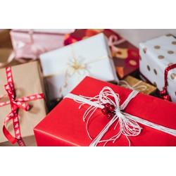 Inpakken als Kerst cadeautje - DesignClaud