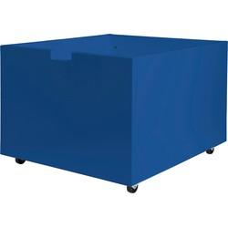 Bopita Speelgoedbak Op Wielen - Kobalt Blauw