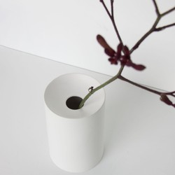 Vase Urban Matt White