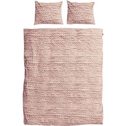 Snurk Twirre Dekbedovertrek Dusty Pink - 240 x 200/220 cm