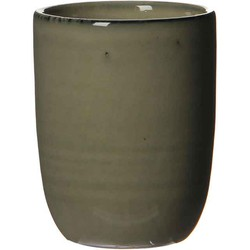 Mica Decorations tabo beker creme maat in cm: 10 x 7,5