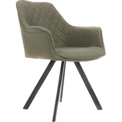 O-form - stoel Loft - groen