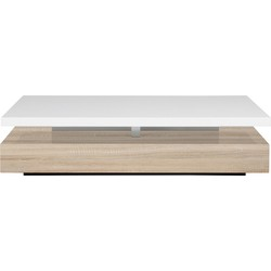 Scandes - Nebel Salontafel - Wit