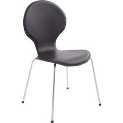Kokoon Vlind design stoel - zwart
