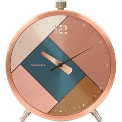 Cloudnola Rubik Rose Gold Alarm Clock - wekker