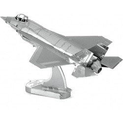 Metal Earth  constructie speelgoed F-35A Lightning II