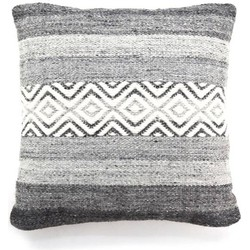 By Boo Pillow Gump 50x50 cm Grey