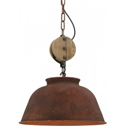 Hanglamp Braxton rusty
