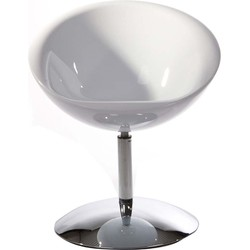 Kokoon Bowl design stoel - wit