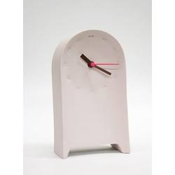 Studio Harm en Elke Klok porselein staand roze - roze