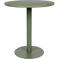 Zuiver Tafel Bistro Metsu groen 76 x ø70