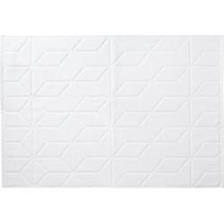 badmat met grafische print (50x70 cm)