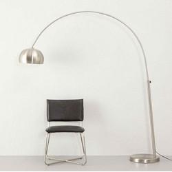 Metal Bow vloerlamp