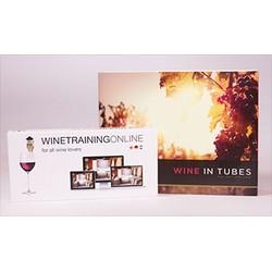 Wijntraining online met Grand Cru Classe Bordeaux box