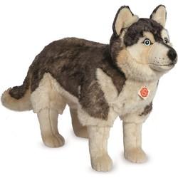 Knuffel Hond Husky Staand Groot - Hermann Teddy