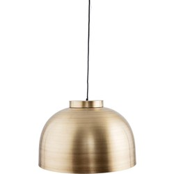 House Doctor Hanglamp Bowl 33,5cm Messing