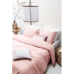 Dekbedovertrek The New Vintage 135x200 cm roze
