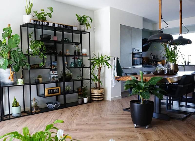 Inspiratie: 5x een industriële kast in de woonkamer voor een stoer accent