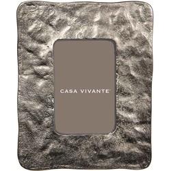 Casa Vivante evita fotolijst zilver maat in cm: 18 x 2 x 23