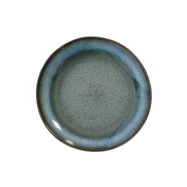 HK-living bord, dessert bord moss seventies stijl Ø 17,5cm  -