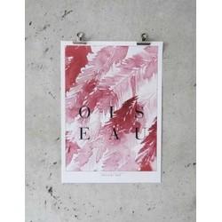 Crisp Sheets Poster Oiseau