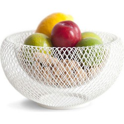 Nest Bowl Fruitschaal | 20 cm | White
