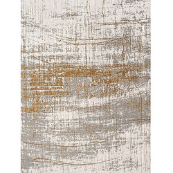 Louis de Poortere Mad Men Vloerkleed Goud - 200 x 280 cm
