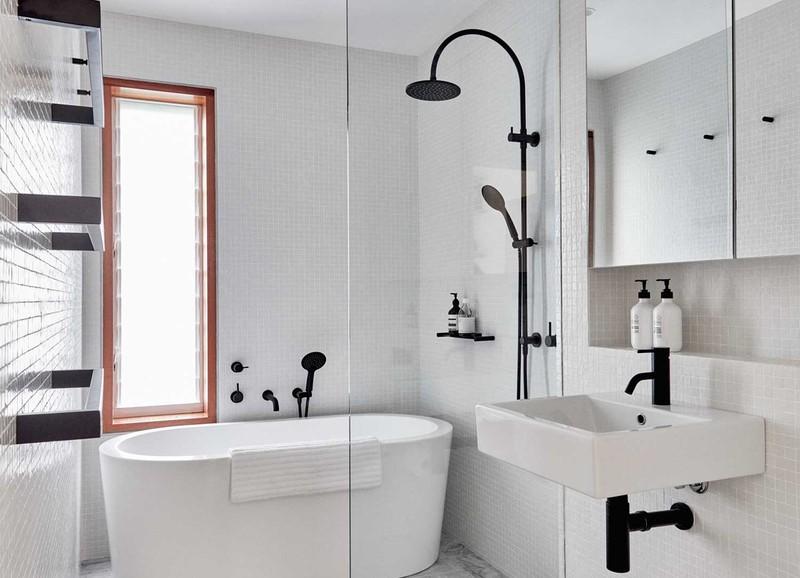 Mooie Badkamers Fotos : Tegels en sanitair hoogeveen levend mooie badkamers stunning