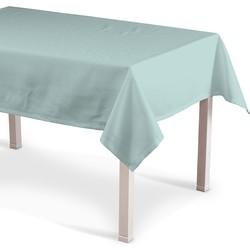 Rechthoekig tafelkleed lichtblauw