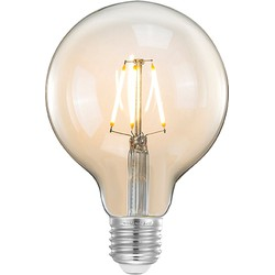 LABEL51 - LED Kooldraadlamp Bol L - Industrieel -