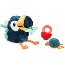 Knuffel Activiteitenvogel Pablo - Lilliputiens
