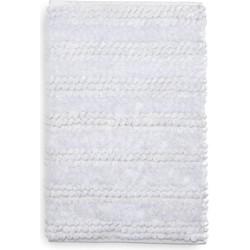 Badmat Roberto 70x120 cm white - 60% Katoen 40% Polyester