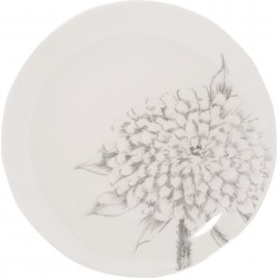 Clayre & Eef Bord Ø 20x2 cm