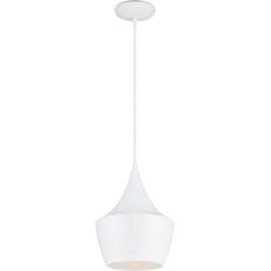Linea Verdace Hanglamp Tipi Ø24 Cm Mat Wit - Wit