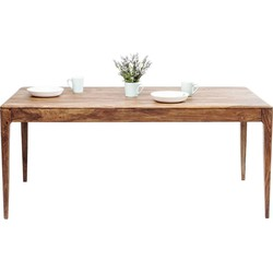 Kare Design Tafel Brooklyn Nature - 200x100x76 - Sheeshamhout