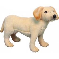 Knuffel Pluche Hond Labrador Pup - Hansa Creation